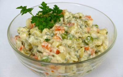 Polish Potato Salad